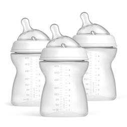 Chicco NaturalFit Tri-Pack Bottles, 2 Months Plus