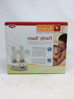 NEW AMEDA 7C2Ozq1 1 EA Purely Yours Breast Pump with 2 Bottl