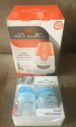 "NEW Maxx Elite ""Digital Gentle Warm"" Bottle Warmer & Sterili"
