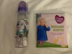New Parent's Choice  Smock   w/free paw patrol bottle. Free