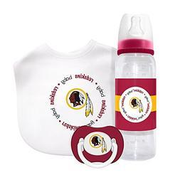 NFL Washington Redskins Baby Gift Set
