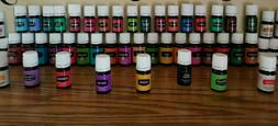 NOW 40%OFF*ONE DAY SALE* NEW Young Living Essential Oils 5ml