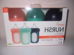 Boon Nursh baby bottles New Air Free  Feeding