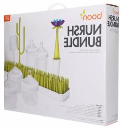 Boon Nursh Bundle Bottles & Accessories Starter Set