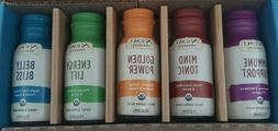 Numi Organics Daily Super Shots Rainbow Sampler Variety Pack