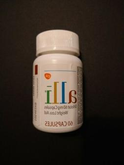 alli Orlistat 60mg Weight Loss Supplement - ( 1- 60 Count Bo