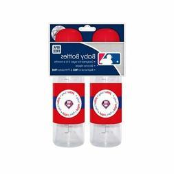 Philadelphia Phillies MLB  Baby Infant Bottle  BPA Free