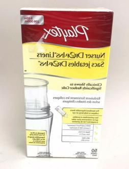 Playtex Drop In Liners for Nurser Bottles, 50 Count***