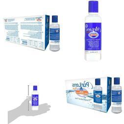 Purilens Plus Preservative Free Saline 4 Fl Oz Bottles, Pack