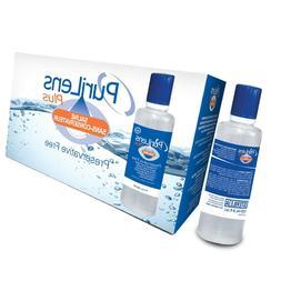 PuriLens Plus Preservative Free Saline Solution 4fl. oz  Bot
