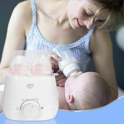 Portable 3-IN-1 Baby Bottle Warmer Steam Sterilizer Food Bre