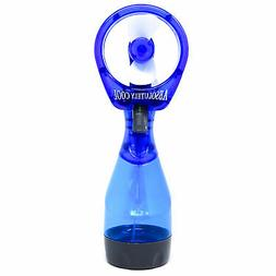 Retailery Portable Battery Operated Water Misting Cooling Fa