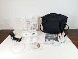 Ameda Purely Yours Ultra Double Breast Pump Electric w/ Acce