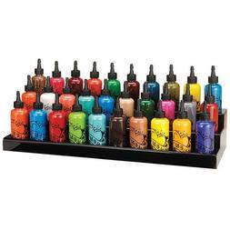 Rack Ink Holder Display Stand 3er for 30 Bottle 1/2 oz Tatto