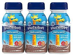 Pediasure Regular Nutrition Drink Bottles - Chocolate - 8 oz