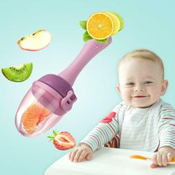 Safety Baby Food Fresh Fruit Vegetable Mills Dispenser Baby