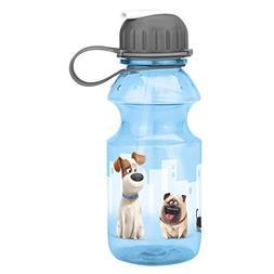 zak! designs secret life of pets graphics tritan water bottl