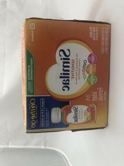 Similac Sensitive Infant Formula with Iron, Ready to Feed, 8