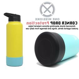 Silicone Protective Sleeve Boot For HYDRO FLASK 12-40oz Wate