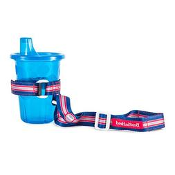 BooginHead Baby SippiGrip Sippy Cup, Bottle Holder, High Cha