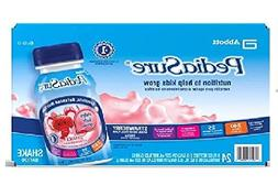 Pediasure Strawberry Shake 24-pack;8 Oz.Each