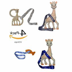 Hnybaby Stroller Accessories Toy Strap For Baby Toys Bottles