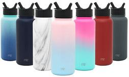 Simple Modern Water Flask Summit Hydro Bottle with Sports St