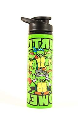 Teenage Mutant Ninja Turtles Turtle Power Water Bottle