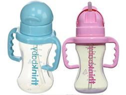Thinkbaby Thinkster Toddler Straw Bottle - 9 Ounce