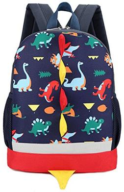 Toddler Backpack Dragon Dinosaur with Safety Leash Harness C
