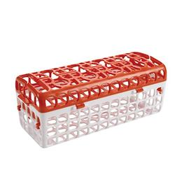 OXO Tot No-Tip Dishwasher Basket for Bottle Parts and Access