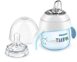 Philips Avent My Natural Trainer Cup Blue 5 Ounce Stage 1 Fr