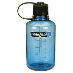 Nalgene Tritan 1 Pint Narrow Mouth BPA-Free Water Bottle, Sl