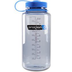 Nalgene Tritan Wide Mouth BPA-Free Water Bottle, US Flag, 1