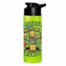 Turtle Power Water Bottle Teenage Mutant Ninja Turtles Stain