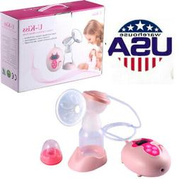 USB Electric Breast Pump Comfort Single Breastpump Bottle Mo