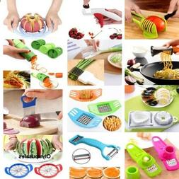 Vegetable Food Chopper Cutter Slicer Peeler Mill Grinder Kit