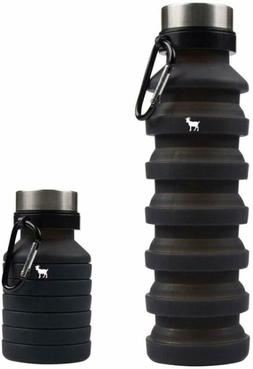 Water Bottle - Collapsible Water Bottle