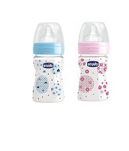 Chicco Well - Being PP Bottle  150ml Each
