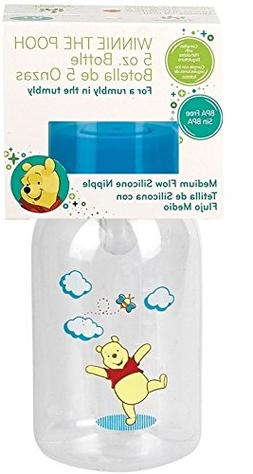 Winnie The Pooh Deluxe Baby Bottle